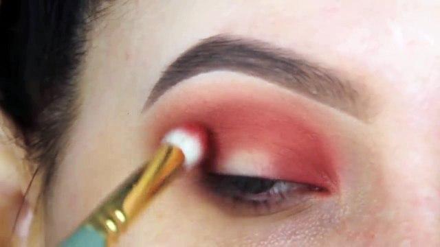 Soft Halo Eye Makeup Tutorial