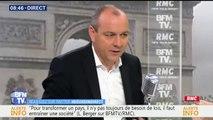 SNCF: si ce qui a été voté au Sénat est confirmé par la commission mixte paritaire, la CFDT quittera la grève (Laurent Berger)