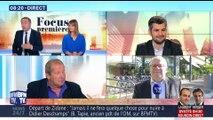 Départ de Zidane: l'équipe de France en tête ?