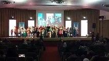 Wonderful feelings to be with children of Brescia on the stage... May Allah protect them all ..  AminÇocuklar ile sahneyi paylaşmak bir başka güzel ❤️ ...#bu