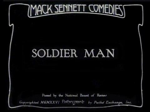 Harry Langdon: Soldier Man (1926)