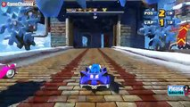 Sonic SEGA All Stars Racing CHAPTER Egg Cup Nintendo Wii Racing Games Videos Games for Kids