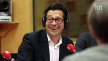 "Laurent Gerra imitant Patrick Bruel : ""Roland-Garros, c'est le Crazy Horse sur terre battue"""