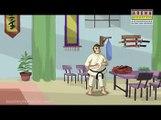 Best Animation Institute -  kung fu pandu 2D Animated short film.