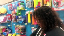 Shopping for glue slime supplies squishies & pool floats- Birthday shopping at Target