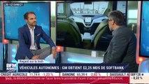Regard sur la Tech: General Motors obtient 2,25 milliards de dollars de Softbank pour ses voitures autonomes - 31/05