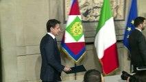 Giuseppe Conte chargé de former le gouvernement italien