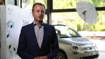 Fiat 500 Collezione - Interview de Stéphane Labous, Directeur marketing communication Fiat & Abarth France