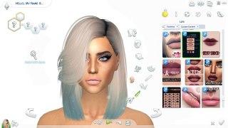The Sims 4: Tattoo Junkie | Chantel | ALL CC LIST + DOWNLOAD SIM