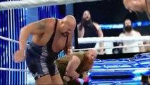 Roman Reigns, Big Show & Mark Henry vs The Wyatt Family   SmackDown ᴴᴰ