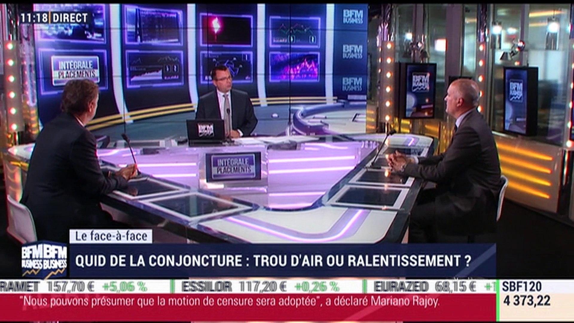 Ronan Blanc VS Daniel Gerino (2/2): Pourquoi l'Italie fait-elle si peur aux marchés? - 01/06