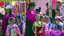 North Korea celebrates International Children's Day