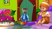 Johny Johny Yes Papa Nursery Rhymes Songs for Kids   3D Animation English Nursery Rhymes Songs for Children by HD Nursery Rhymes