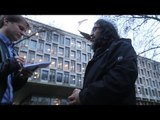 Protest outside US Embassy as ex British detainees call for Gitmo closure