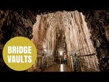 Giant Vaults Inside Clifton Suspension Bridge Opened To Public For First Time