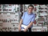 Hyper geek builds £40k computer - for playing Tetris