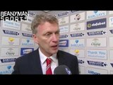 Everton 2-0 Man Utd - David Moyes Last Post Match Interview As Manchester United Manager