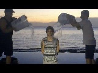 Louis Tomlinson ( One Direction ) Takes On The ALS 'Ice Bucket Challenge' ! Nominates Arsene Wenger