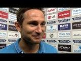 Man City 1-1 Chelsea - Frank Lampard Post Match Interview - Goal A Strange Feeling