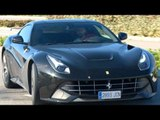 Isco Shows Off His Incredible New Ferrari F12 Berlinetta As He Arrives At Real Madrid Training