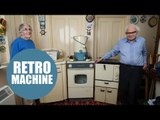 An elderly couple are finally getting rid of dozens of old household appliances