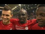 Liverpool 4-3 Dortmund (Agg 5-4) - Divock Origi, Mamadou Sakho & Dejan Lovren Post Match Interview