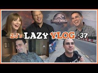 Έκανα Συνέντευξη σε 2 μεγάλους Hollywood Stars! (Lazy Vlog #37)