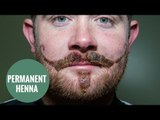 Mexican moustache henna tattoo goes horribly wrong