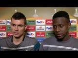 Dortmund 1-1 Liverpool -  Divock Origi & Dejan Lovren Post Match Interview