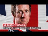 Sir Bradley Wiggins - Who Has He Beaten To Become Britain's Most Decorated Olympian?