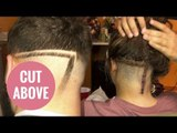 Brother gets haircut to mimic sister's brain surgery scar