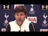 Press Conference With Tottenham Hotspur Manager Mauricio Pochettino - Everton v Tottenham