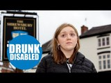 A disabled woman with a speech impediment was thrown out of a Wetherspoons pub