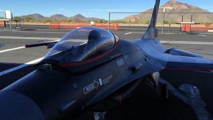 RC Giant 1/5 Scale Turbine F-16 Falcon (Skymaster kit) -- Arizona Jet Rally new