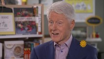 """Bill Clinton: """"I don't know"""" if there was tampering in 2016 election results"""
