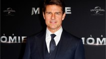Tom Cruise Is Officially Filming For 'Top Gun: Maverick'