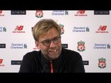 Liverpool 0-0 Manchester United - Jurgen Klopp Full Post Match Press Conference