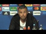 ESPAÑOL - Luis Enrique Conferencia De Prensa Completa - Man City v Barcelona - Liga De Campeones