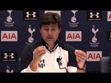 Mauricio Pochettino Full Pre-Match Press Conference - Tottenham v Chelsea