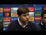 Tottenham 0-1 Bayer Leverkusen - Mauricio Pochettino Post Match Press Conference - Champions League