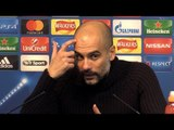 Manchester City 1-1 Celtic - Pep Guardiola Full Post Match Press Conference - Champions League