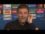 Celtic 0-2 Barcelona - Luis Enrique Full Post Match Press Conference - Champions League