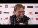 Liverpool 2-0 Leeds United - Jurgen Klopp Full Post Match Press Conference - EFL Cup Quarter-Final
