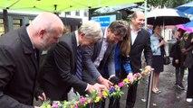 La Stib a mis en service sa première ligne de bus électrique au coeur de Bruxelles