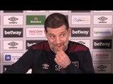 Slaven Bilic Full Pre-Match Press Conference - West Ham v West Brom