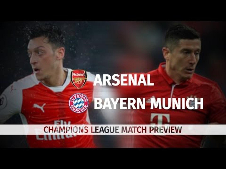 bayern munich vs arsenal betting preview