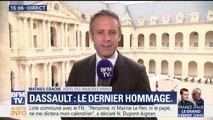 Les obsèques de Serge Dassault ont débuté
