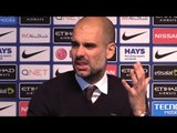 Manchester City 0-0 Manchester United - Pep Guardiola Full Post Match Press Conference