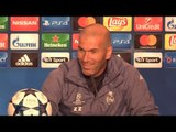 Zinedine Zidane Press Conference - Juventus v Real Madrid - Champions League Final