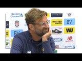 Jurgen Klopp Full Pre-Match Press Conference - Watford v Liverpool - Coutinho Will Miss PL Opener